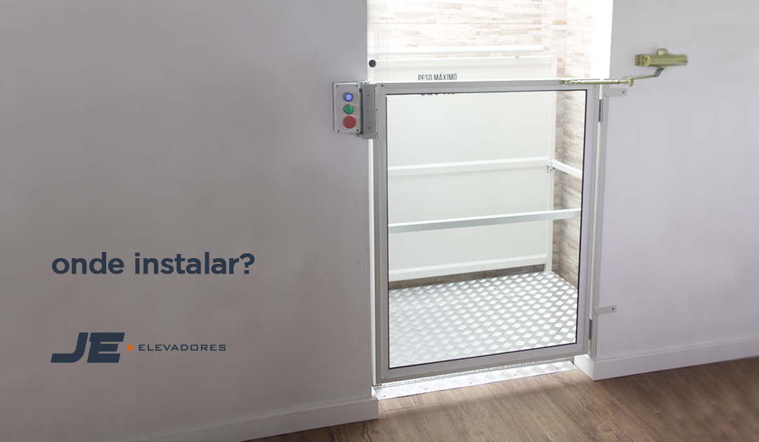 Acessibilidade: onde instalar o elevador residencial para facilitar a mobilidade em casa?