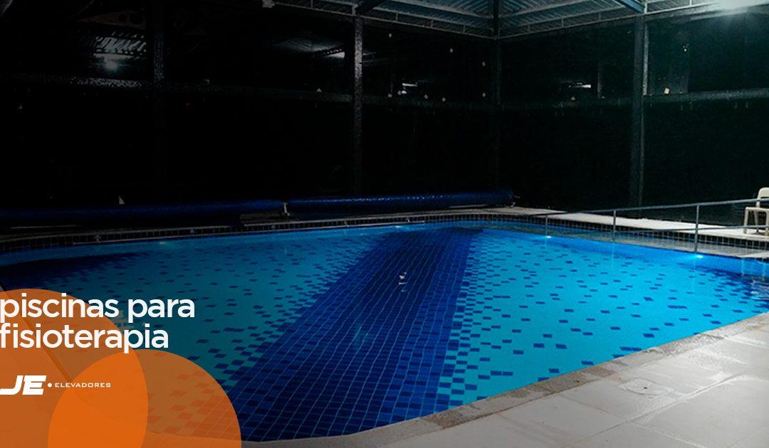 Acessibilidade em piscinas para fisioterapia: saiba as vantagens