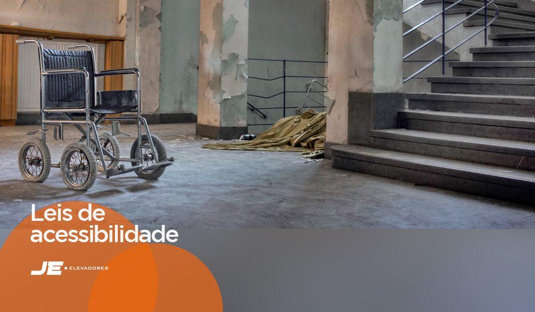 Entenda as principais leis de acessibilidade no Brasil