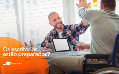 Acessibilidade corporativa: os escritórios estão preparados?