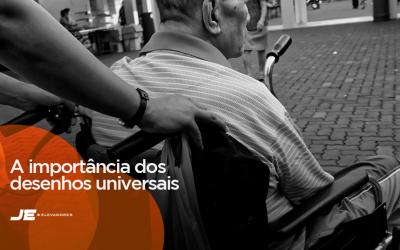 Acessibilidade para deficientes: entenda a importância dos desenhos universais