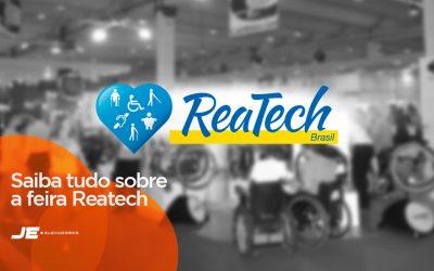 Saiba tudo sobre a feira Reatech – Feira Internacional de Tecnologias em Reabilitação, Inclusão e Acessibilidade