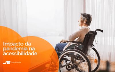 Impacto da pandemia na acessibilidade de pessoas com deficiência