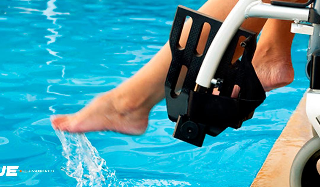 elevador de piscina - motivos para investir