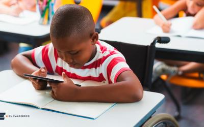 Plataforma de acessibilidade em escolas: volta às aulas com inclusão social