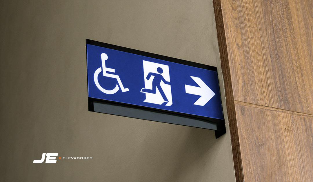 Sinalização de acessibilidade: saiba como usar